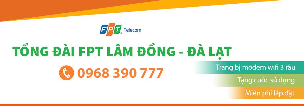 Tổng đài FPT Lâm Đồng