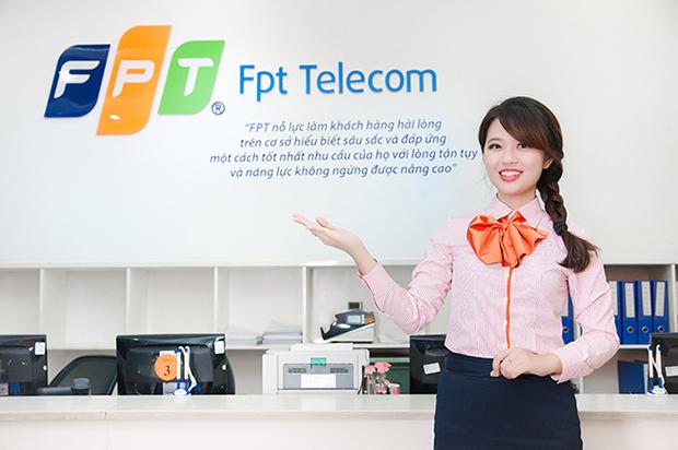 38 chữ vàng 'phủ sóng' FPT Telecom toàn quốc