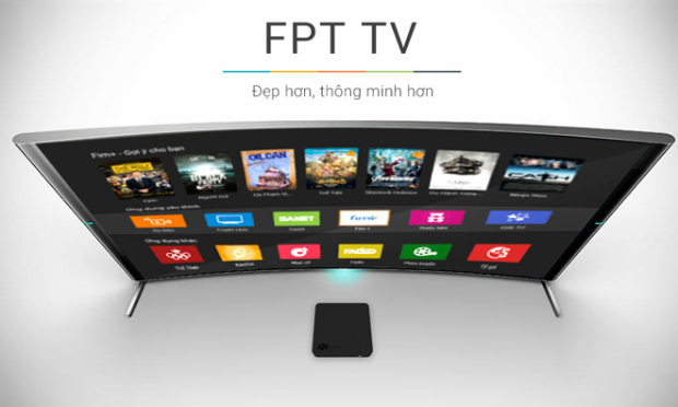 Truyền hình FPT ra mắt bộ giải mã thế hệ mới 'Made by FPT'